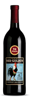 Rex Goliath Cabernet Sauvignon 750ml - Case of 12